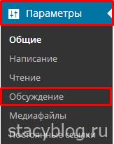 Консоль Вордпресс